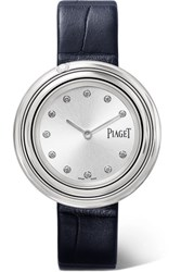 Piaget Possession 34Mm Stainless Steel Silver