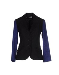 Love Moschino Suits And Jackets Blazers Women Black