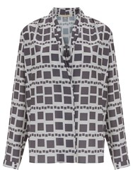 Nougat London Richmond Blouse Multi Coloured
