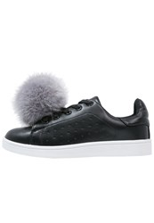 Missguided Trainers Black