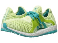 Adidas Pureboost X Halo Shock Green Semi Solar Slime Women's Running Shoes