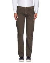 Peuterey Trousers Casual Trousers Men Steel Grey
