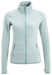 The North Face Glacier Fleece Trellis Green Mint