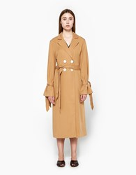 C Meo Collective Unstoppable Trench Tan