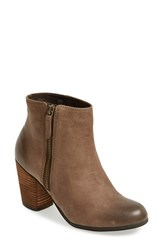 Women's Bp. 'Trolley' Ankle Bootie Chocolate