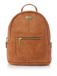 Ollie And Nic Annie Backpack Tan