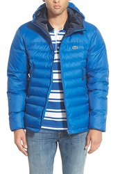 Lacoste Packable Lightweight Down Jacket Black Navy