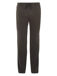 James Perse Cotton Jersey Track Pants