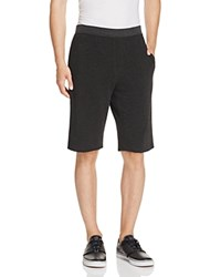 Atm Anthony Thomas Melillo French Terry Shorts Charcoal