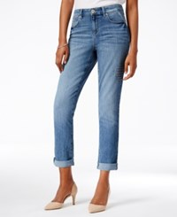 Styleandco. Style Co. Craft Wash Boyfriend Jeans Only At Macy's