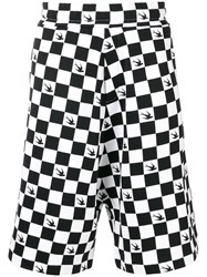 Mcq By Alexander Mcqueen Squared Shorts Black