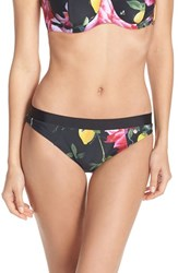 Ted Baker Women's London 'Citrus Bloom' Bikini Bottoms