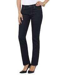 Lauren Ralph Lauren Super Stretch Slimming Modern Skinny Jean Black