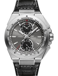 Iwc Iw378507 Ingenieur Leather Watch