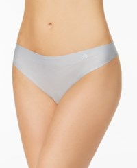 Ideology Sport Mesh Thong Created For Macy's Silver Ice
