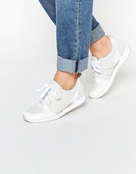 Aldo Lace Up Trainers White