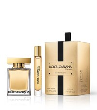 Dolce And Gabbana The One Eau De Toilette Gift Set