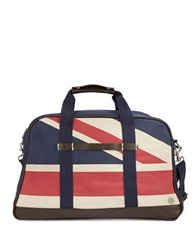 Ben Sherman Flag Bowling Bag Navy