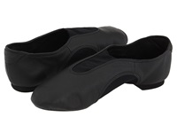 Capezio V Jazz Low Black Dance Shoes