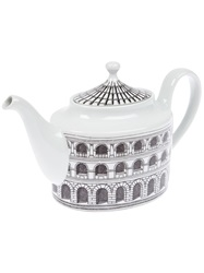 Fornasetti Tea Pot Black