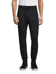 J. Lindeberg Cotton Blend Sport Pants Black