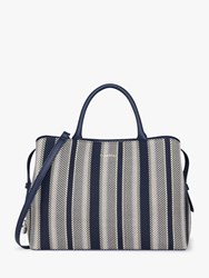 Fiorelli Bethnal Triple Compartment Grab Bag Weave Mix