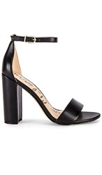 Sam Edelman Yaro Sandal In Black.