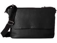 Ecco Denio Sd Messenger Black Messenger Bags