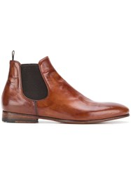 Officine Creative Revien Boots Brown