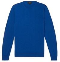Dunhill Wool Sweater Blue