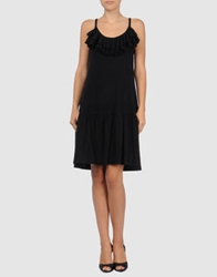 Limi Feu Short Dresses Black