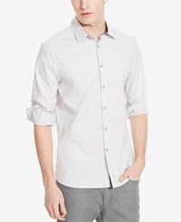 Kenneth Cole Reaction Solid Shirt Misty Lilac