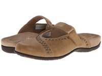 Vionic With Orthaheel Technology Maisie Mary Jane Mule Oat Women's Clog Shoes Beige
