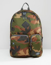 Parkland Academy Backpack In Camo 32L Green