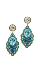 Miguel Ases Elizabeth Earrings Multi