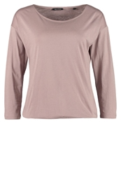 Marc O'polo Long Sleeved Top Old Rose Nude