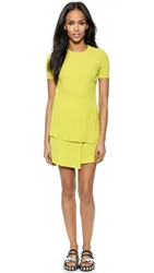 A.L.C. Nicola Dress Citron