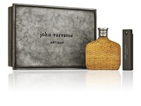 John Varvatos Men's Artisan Travel Eau De Toilette Gift Set No Color