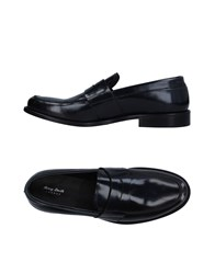 Henry Smith Loafers Black
