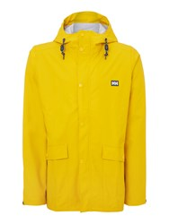 Helly Hansen Lerwick Rain Waterproof Mac Yellow
