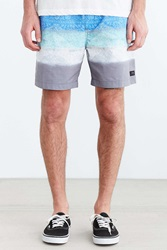 Globe Boulevard Pool Short Black Multi