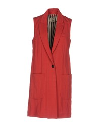 Palto Overcoats Red