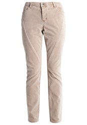 More And More Trousers Creamy Beige