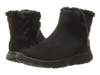 Skechers On The Go Cozies Black Women's Pull On Boots