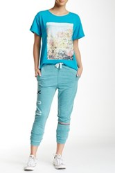 Roxy Groovy Song Sweatpant Blue