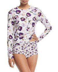 Cover Perfect Upf 50 Long Sleeve Swim Tee Multi