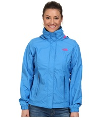 The North Face Resolve Jacket Clear Lake Blue Women's Coat