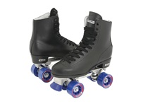 Chicago Skates Classic Rink Skate Black Blue Skate Shoes