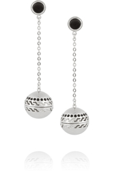 Kilian Studio 54 Rhodium Plated Scented Earrings
