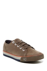 Keen Timmons Low Lace Sneaker Brown
